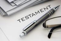 Un testament sans date peut parfois être valide