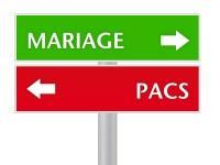 Bilan démographique 2013 : trois mariages pour deux pacs