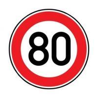 Réduction de la vitesse à 80 Km/h sur les routes de France